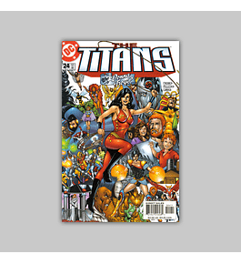 Titans 24 2001