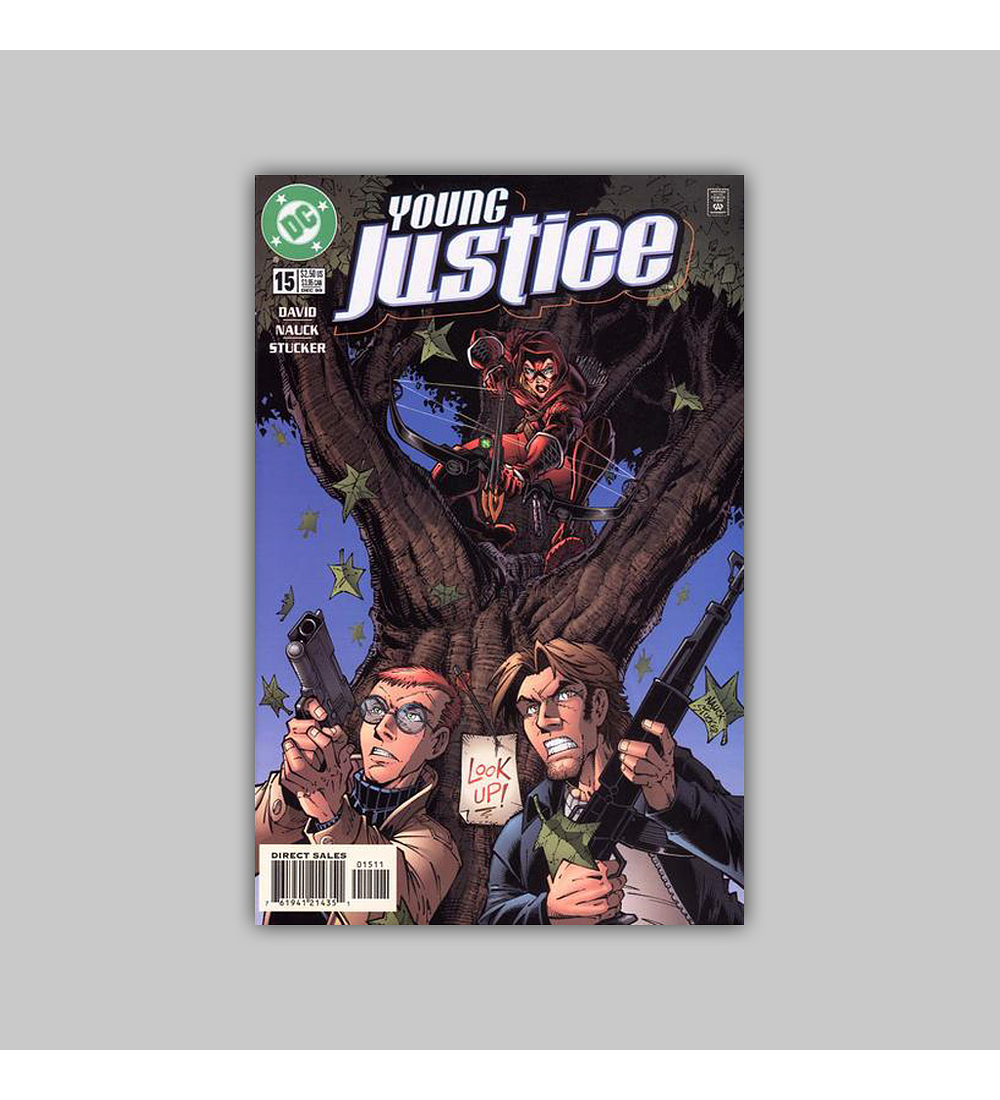 Young Justice 15 1999
