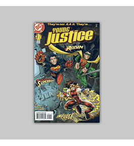 Young Justice 1 1998