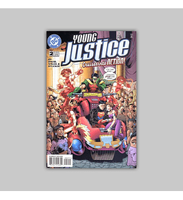 Young Justice 2 1998
