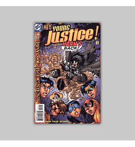 Young Justice 14 1999