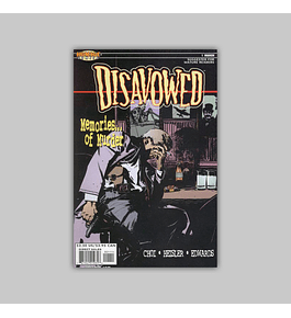 Disavowed (complete limited series) 2000