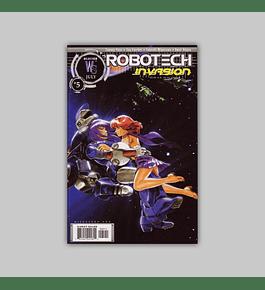 Robotech: Invasion 5 2004