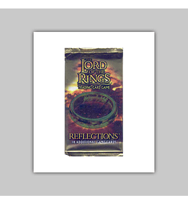Lord of the Rings Trading Card Game: Reflections Booster 2004