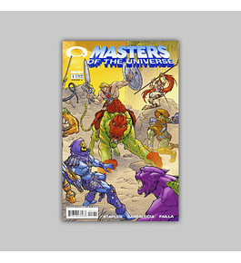 Masters of the Universe 1 A 2002
