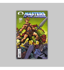 Masters of the Universe 4 B 2003