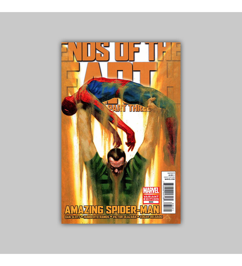 Amazing Spider-Man 684 B 2012