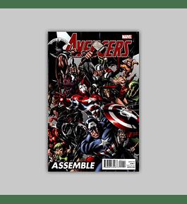 Avengers (Vol. 4) 1 Heroic Age 2010