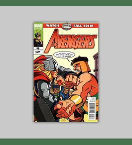 Avengers (Vol. 4) 5 Hero Squad 2010
