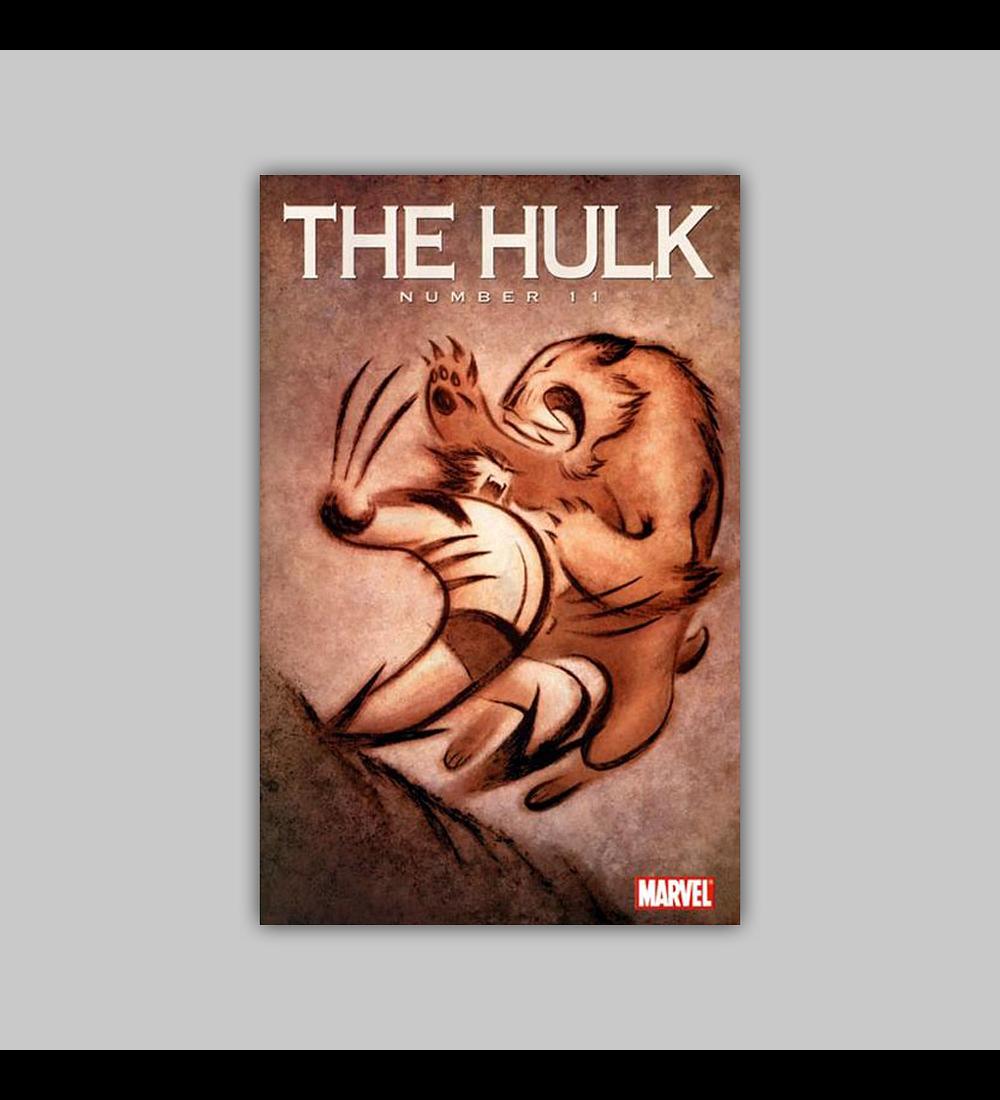 Hulk 11 D 2009