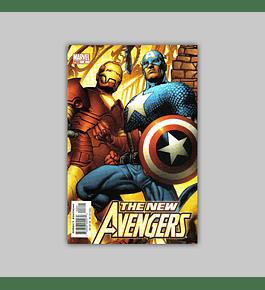 New Avengers 6 B 2005