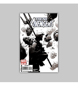 New Avengers 53 B VF/NM (9.0) 2009