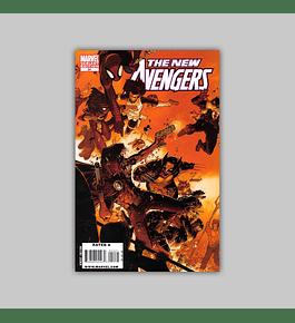 New Avengers 54 B NM- (9.2) 2009