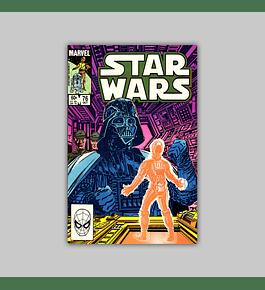 Star Wars 76 VF (8.0) 1983