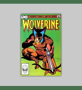 Wolverine 4 VF/NM (9.0) 1982