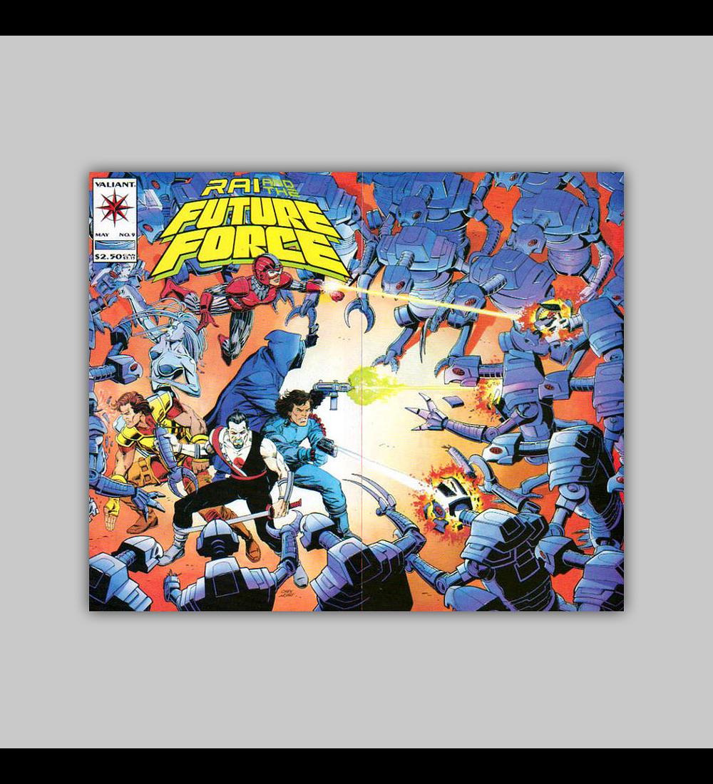 Rai and the Future Force 9 1993
