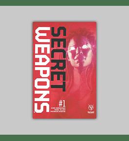 Secret Weapons 1 A 2017