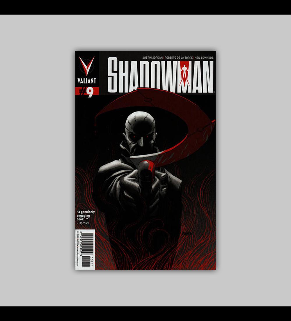 Shadowman 9 2013