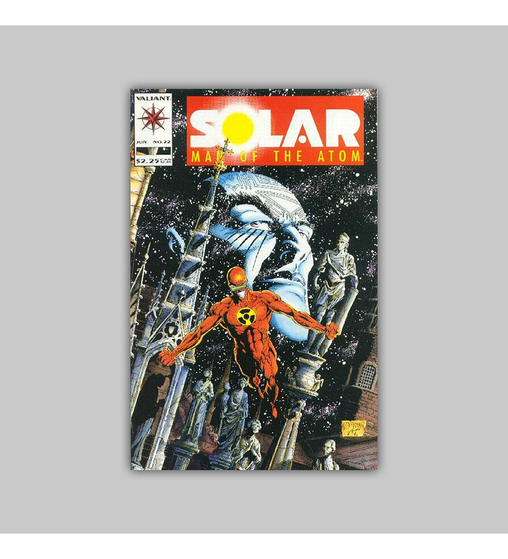 Solar, Man of the Atom 22 1993