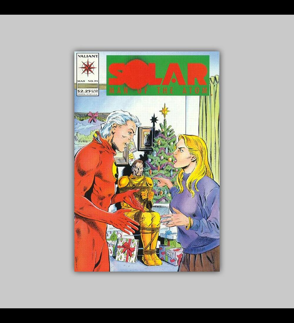 Solar, Man of the Atom 31 1994