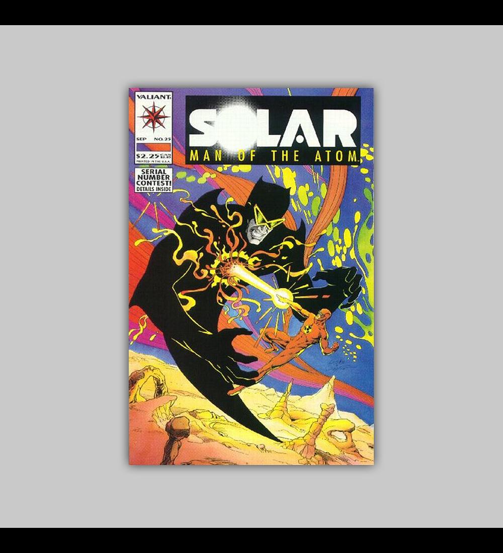 Solar, Man of the Atom 25 1993