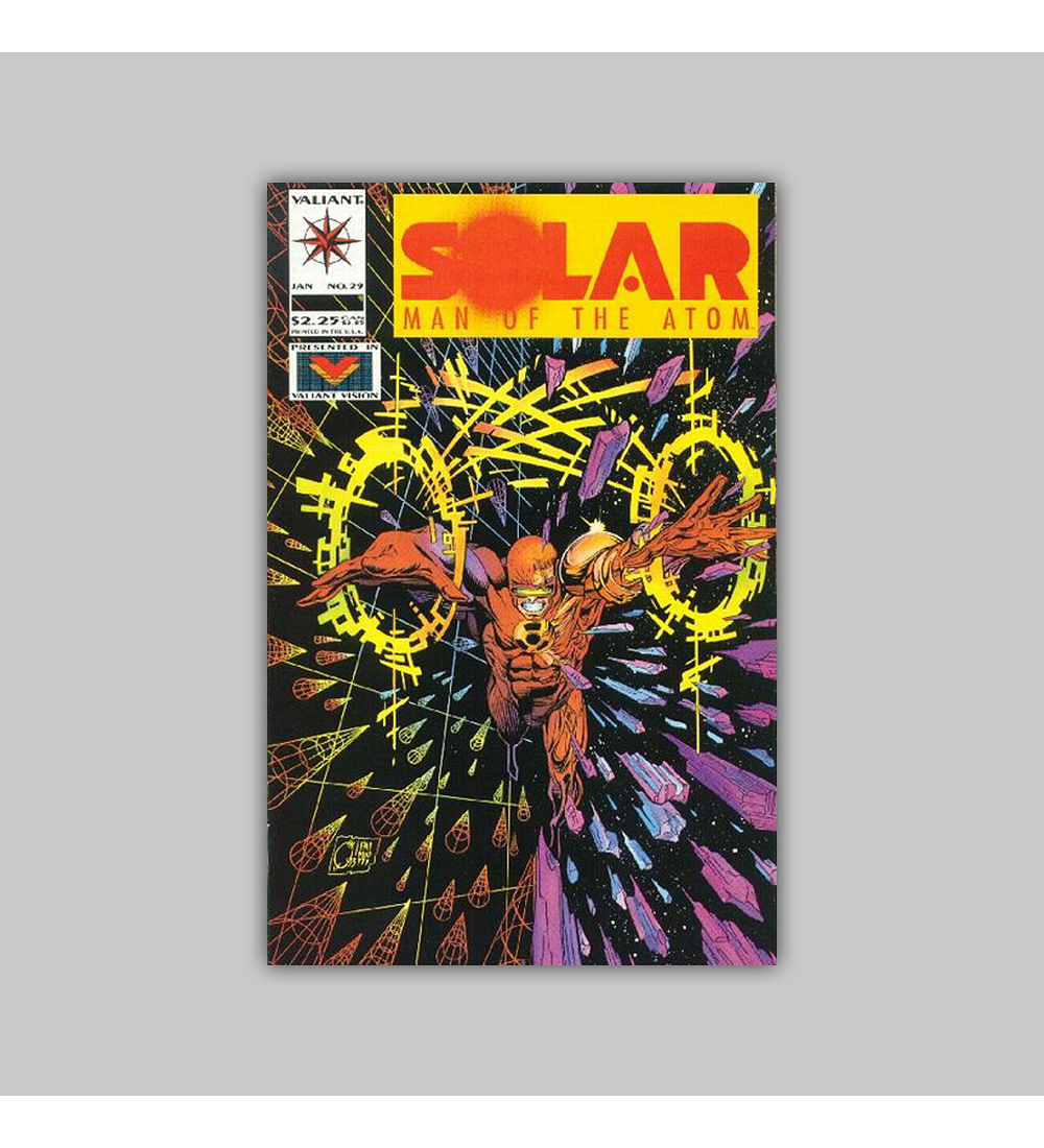 Solar, Man of the Atom 29 1994