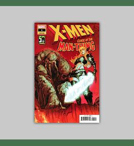 X-Men: Curse of the Man-Thing 1 B 2021