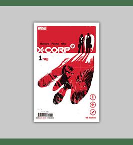 X-Corp 1 2021