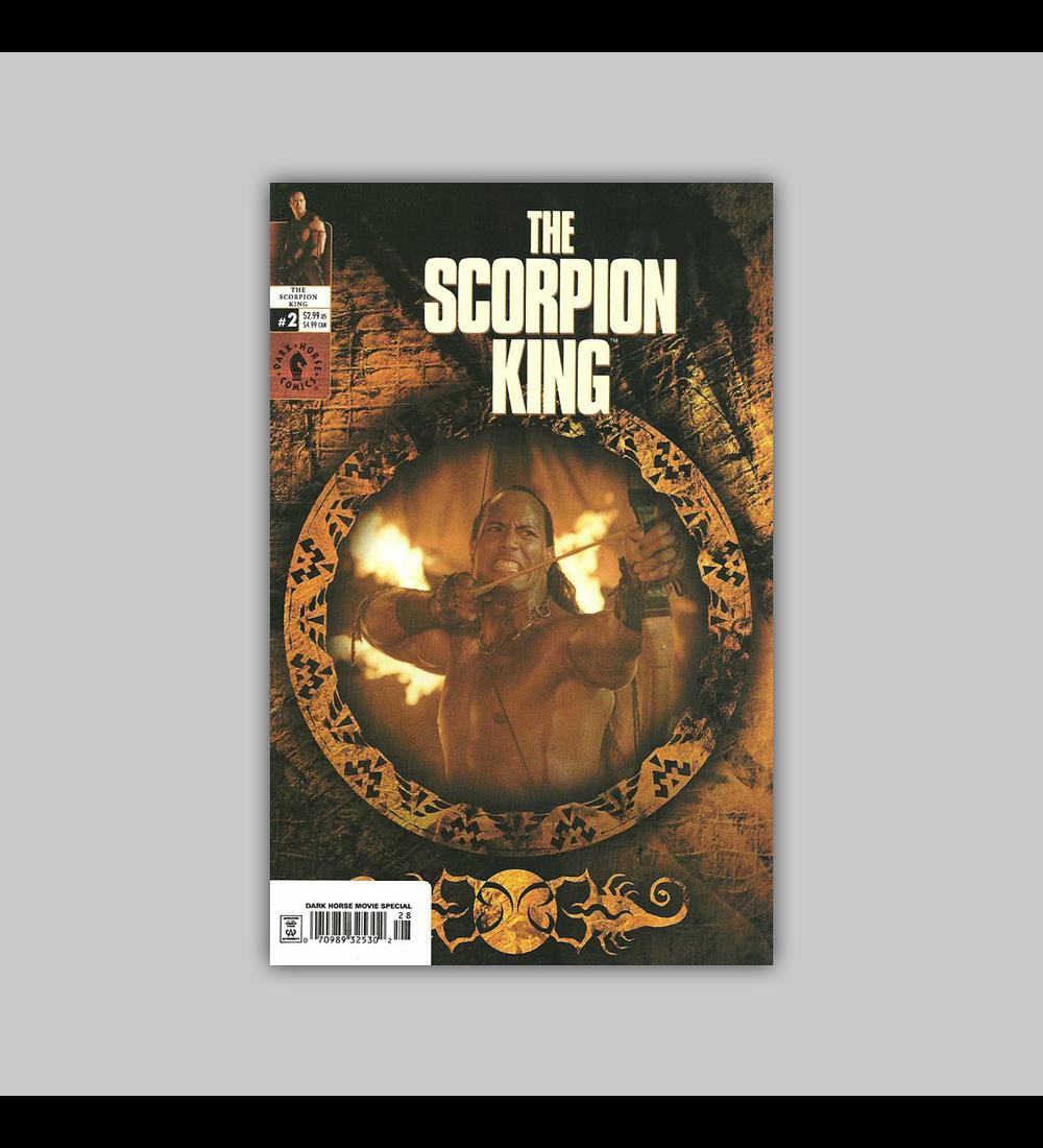 Scorpion King 2 The Rock 2002