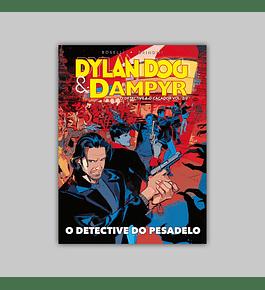 Dampyr and Dylan Dog: O Detective e o Caçador Vol. 02 - A Noite do Dampyr HC 2021