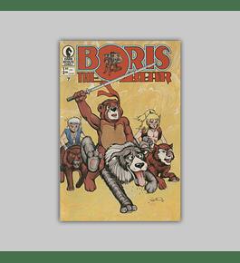 Boris the Bear 7 1987