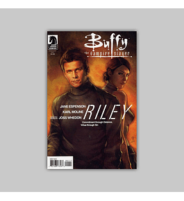 Buffy the Vampire Slayer: Riley 2010