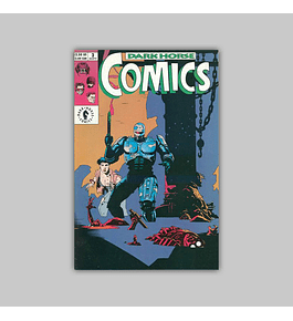 Dark Horse Comics 2 1992