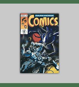 Dark Horse Comics 3 1992