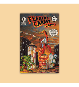 Flaming Carrot 25 1991