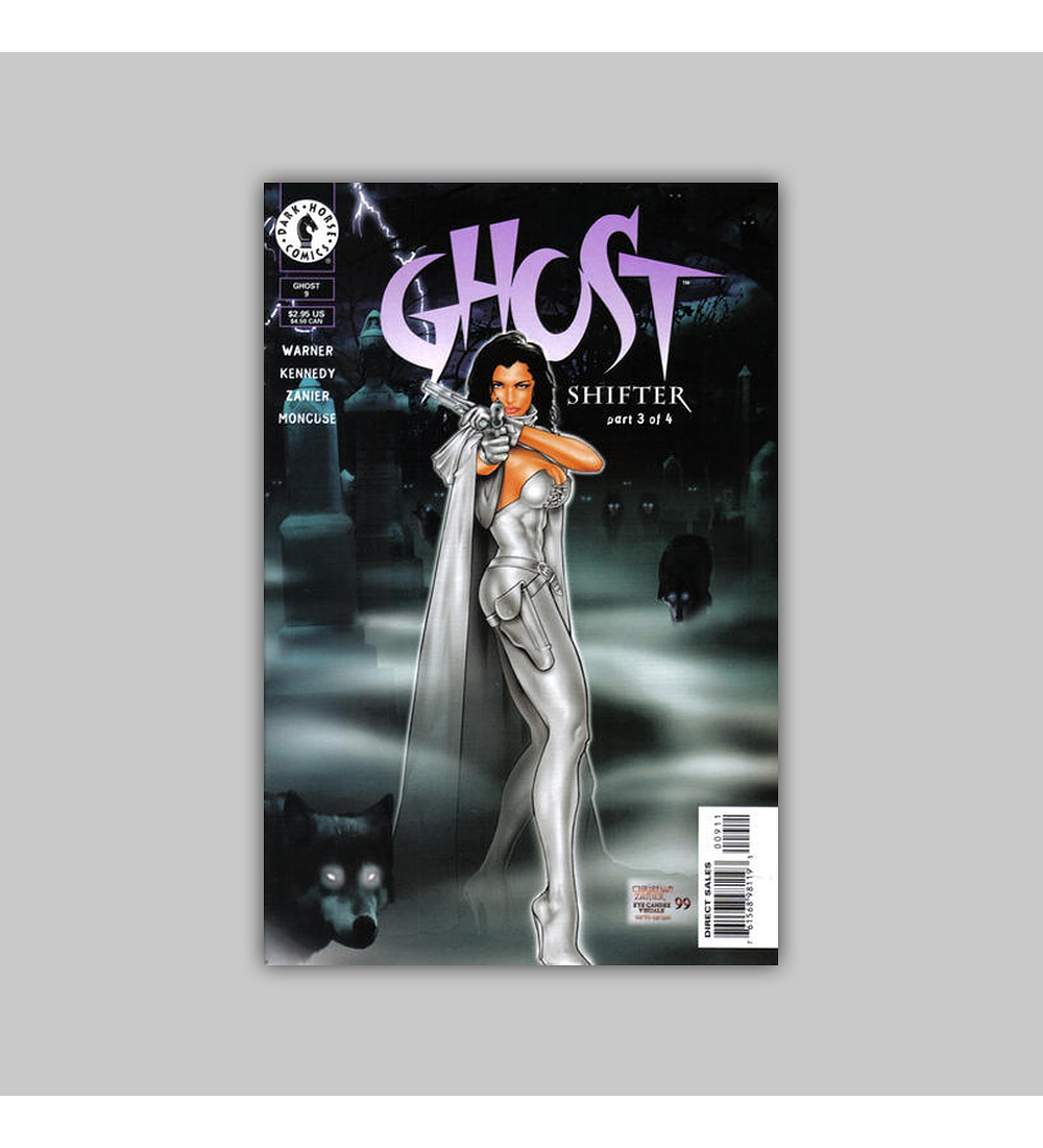 Ghost (Vol. 2) 9 1999