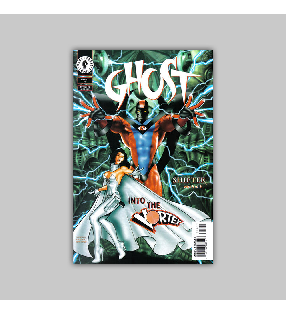 Ghost (Vol. 2) 10 1999