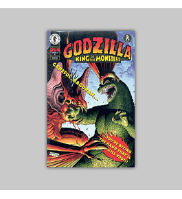Godzilla: King of the Monsters 4 1995