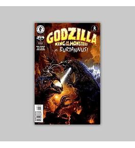 Godzilla: King of the Monsters 13 1996