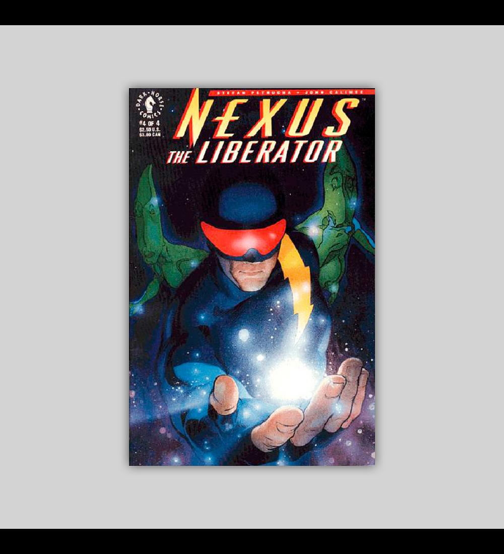 Nexus: The Liberator 4 1992