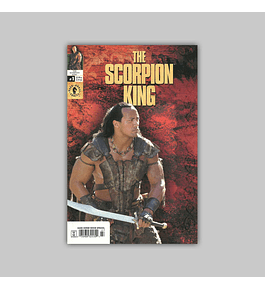 Scorpion King 1 The Rock 2002