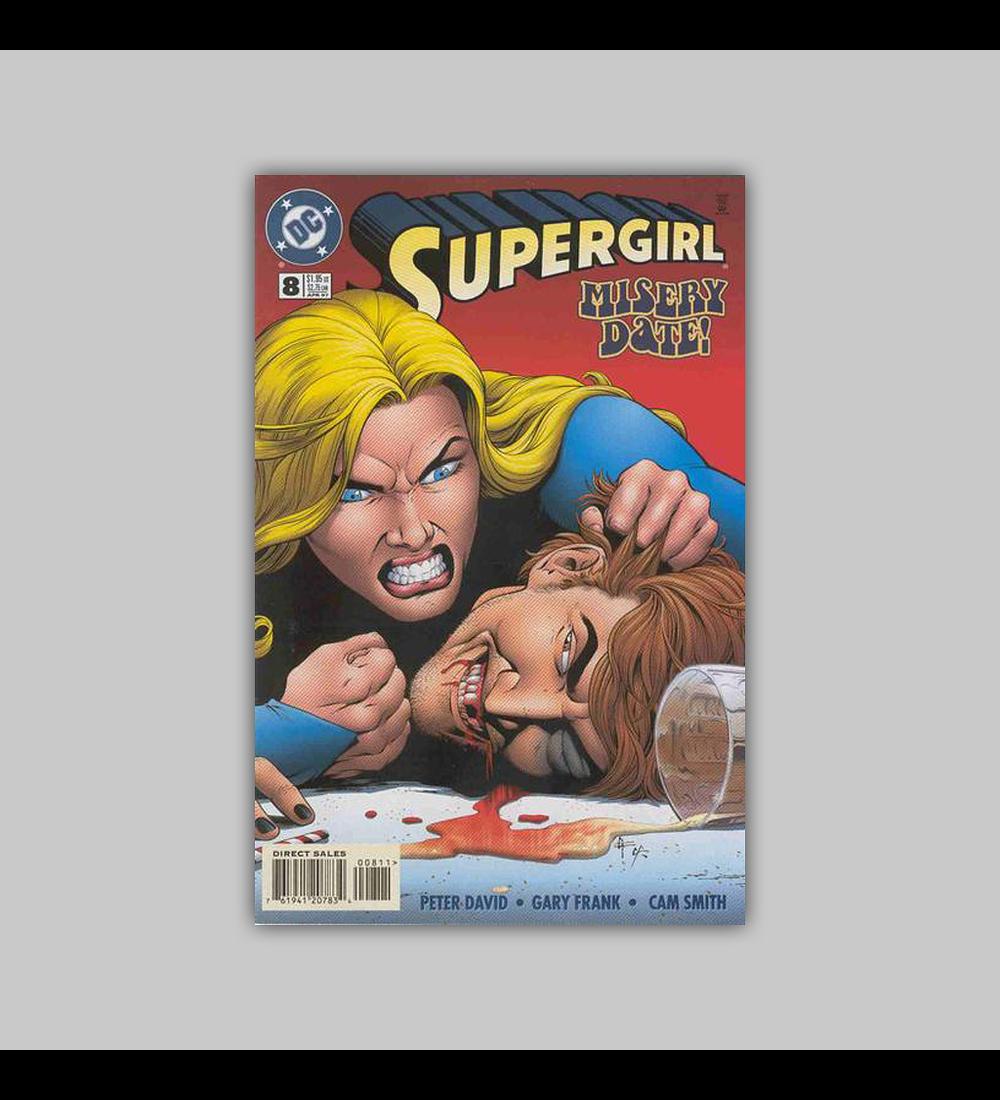 Supergirl 8 1997
