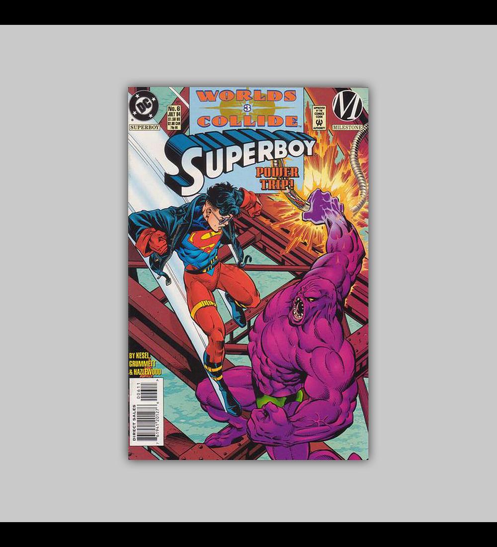 Superboy (Vol. 3) 6 1994