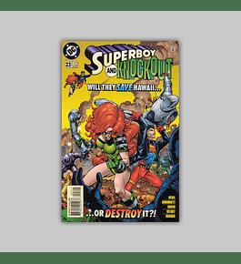 Superboy (Vol. 3) 23 1996