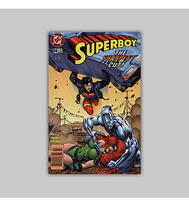 Superboy (Vol. 3) 24 1996