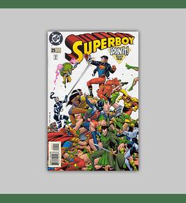 Superboy (Vol. 3) 25 1996