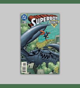 Superboy (Vol. 3) 26 1996