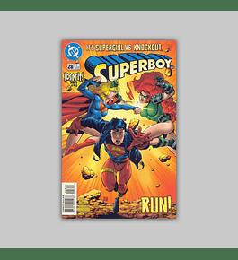 Superboy (Vol. 3) 28 1996