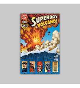 Superboy (Vol. 3) 29 1996
