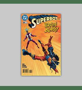 Superboy (Vol. 3) 34 1996